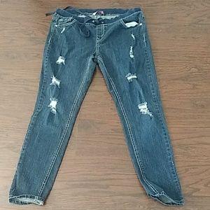Wall flower jeans xL